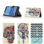 Pattern Leather Case Cover for Samsung Galaxy Tab 4 7.0 7inch SM-T230 Reliable