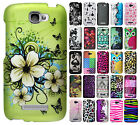 For Alcatel OneTouch Pop Icon Rubberized HARD Protector Case Snap On Phone Cover