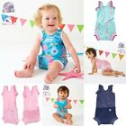 Splash About Happy Nappy Baby & Toddler Costume/ Swimwear Sun Safe 0-36 Months