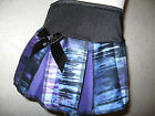 NEW Baby Girls  Black,Purple,Blue Tie Dyed Cheerleader Skirt,Gift,Party,Summer
