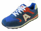 MENS AIR TECH LACE UP TRAINER IN ROYAL/WHITE/RED STYLE - CAMPUS