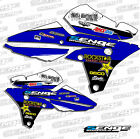 YAMAHA TEAM RACING SHROUD GRAPHICS VELOCITY SUPERCROSS DECALS DECO STICKERS