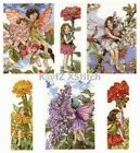 DMC - FLOWER FAIRIES (2014) CROSS STITCH KIT (Choose From Six)
