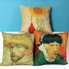 "Colorful Art Images Pillow Case Office Decor Cushion Cover Square 45cm 18"" Linen"