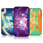 HEAD CASE DESIGNS DOODLE MONSTERS SERIES 2 HARD BACK CASE FOR APPLE iPHONE 3GS