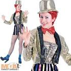 Ladies Columbia Rocky Horror Show Musical Film Adults Fancy Dress Womens Costume