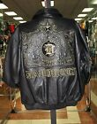 Men's Davoucci Black 100% Genuine Leather Jacket