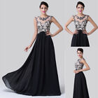 Classy Vintage Women's Long Prom Dress Party Bridesmaid Ball Gowns Evening dress