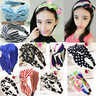 2016 Lowest price! 17 styles Bowknot Ribbon Hair Accessory Headband Bow Band