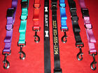 4 Foot Personalized Matching Dog Collar and Leash Set, Small, Medium, Large