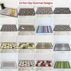 Non Slip Rubber Machine Washable Rugs Cheap New Easy Clean Hallway Runner Mats