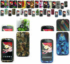 1 Design Cover Case For T-Mobile Huawei MyTouch Q 2 II 4G U8730 Phone