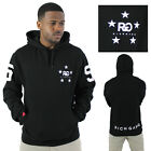 Rich Gang Men's Lifestyle Fleece Hooded Sweatshirt