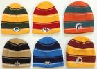NWT NFL Reebok Assorted Teams Reversible Winter Knit Hat Cap Beanie NEW! $21.99 USD on eBay