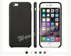 """For iPhone 6 Plus (5.5"""")  Leather Smart Case Back Cover Slim Protect"""