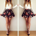 Sexy Women Lady Long Sleeve Casual Casual Cocktail Short Slim Dress Reliable