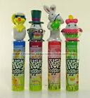 *PUSH POP TOPPERS Candy/Candies EASTER Egg+Bunny+Chick Exp. 10/16 *YOU CHOOSE*