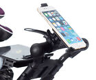 Golf Trolley 21-40mm Dia Strap Mount and Dedicated Holder for iPhone 6 Plus
