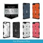 Tough Hard Rugged Heavy Duty Shock Protective Case for Apple iPhone 6 Plus