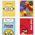 Childs Teens Boys Girls Character Fleece Blanket Sleeved Snuggle Robe Throw
