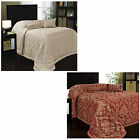MAGNIFICO or BRANDENBURG Phase 2 SINGLE Bedspread with Reverse Sham + 2 Cushions