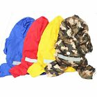 Fashion 5 Colors Pet Dog Rain Waterproof Jacket Coat Clothes Dogs Puppy Casual