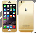 Apple iPhone 6 & 6 Plus Front & Back Tempered Glass Full Coverage Protector I26