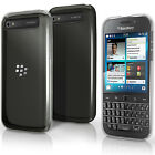 Etui Gel TPU Housse Coque pour BlackBerry Classic Q20 Case Cover Film Protection