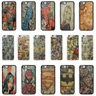 DC Marvel Comic Book Case Cover for Apple iPhone 4 4s 5 5s 6 6 Plus - 11