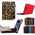 "For Nextbook 10.1"" Tablet (NXW10QC32G2) Premium PU Leather Stand Cover Case"