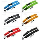 Cycling Mountain Bicycle Bike Front / Rear Mud Guards Mudguard Fenders Set