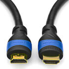 HDMI Kabel 2.0/1.4a - 3D / FULL HD Highspeed mit Ethernet TV LCD PS4  0,5m - 25m