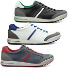 Ecco 2015 Mens Street Waterproof Spikeless Golf Shoes Hydromax Leather