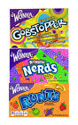 *WONKA^ 5 oz Candy THEATER BOX Flavored Hard CANDIES Exp. 2016 *YOU CHOOSE*
