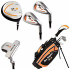 BEN SAYERS JUNIOR M1i GOLF PACKAGE SET - STAND BAG NEW CLUBS CHILDRENS CARRY