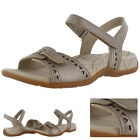 Sanita Originals Celeste Womens Comfort Velcro Strap Sandals