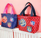Disney Mickey Minnie Mouse Thin Thermal Lunch Bento Tote Hand Bag 2501120542