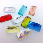720Pcs DMC 9 Facets Rectangle Iron On Hotfix Crystal Rhinestones Color You Pick