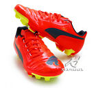 [102964-01] Puma evoPOWER 4 FG Jr US YOUTH soccer cleats Medium Red Synthetic