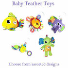 Lamaze - Mini Play & Grow 0mths + Baby Tactile Toys - Assorted Designs