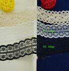 Sale 2yard DIY hair Jewelry accessories ribbon material Cotton lace cool