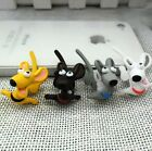 Supply mobile phone dustproof plug For Apple iphone4s/5/5s/6 23style popular