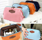 Lady Travel Cosmetic Bag Makeup Case Pouch Toiletry Zip Wash Organizer.YGEW