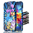 For Samsung Galaxy SERIES Hard GLOSSY IMAGE Case Cover Colors