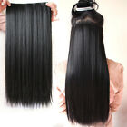Original One Piece Women Lady Clip In Hair Extensions Real Natural As Human Hair