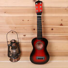 Red Colros 21inch children's Wooden Guitar Musical TOYS for Kids gift