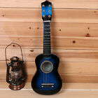 Colors 21inch children's Wooden Guitar Musical TOYS for Kids gift