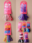 GIRLS MIXED PACK OF 18 HAIR BANDS SNAP CLIPS PONIO ELASTICS PURPLE BLUE PINK ...