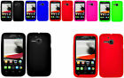1 Flexible Silicone Case Cover For Alcatel One Touch Evolve 5020T 5020 Phone