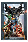DC Comics Justice League Poster New - Maxi Size 36 x 24 Inch